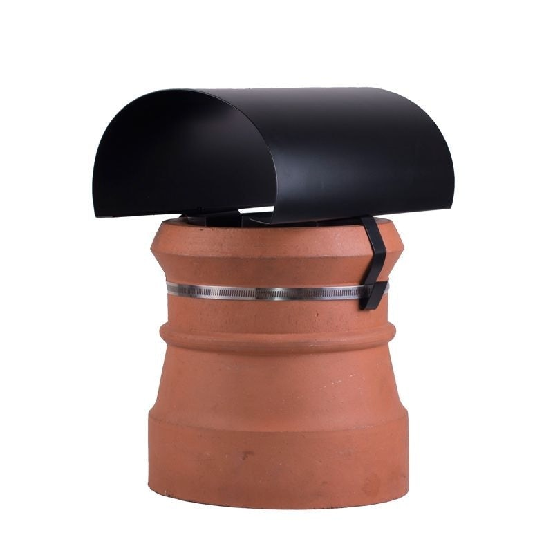 Brewer Cowls Bonnet 150mm to 240mm Round Chimney Cowl