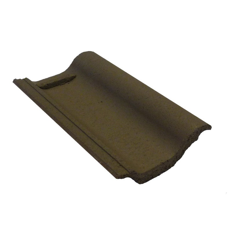 Forticrete Centurion Low Pitch Roof Tile - Brown