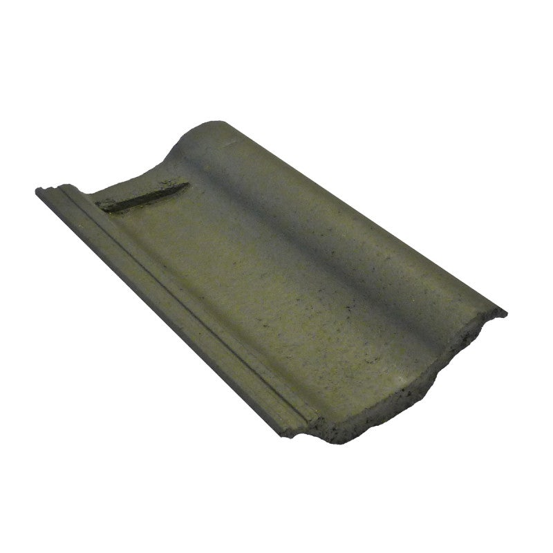 Forticrete Centurion Low Pitch Roof Tile - Slate Grey