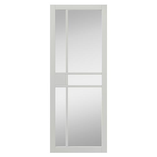 JB Kind Urban Industrial Internal Clear Glazed City Door