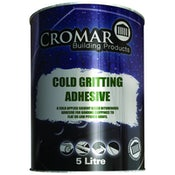 Cromar Cold Gritting Adhesive - 25kg