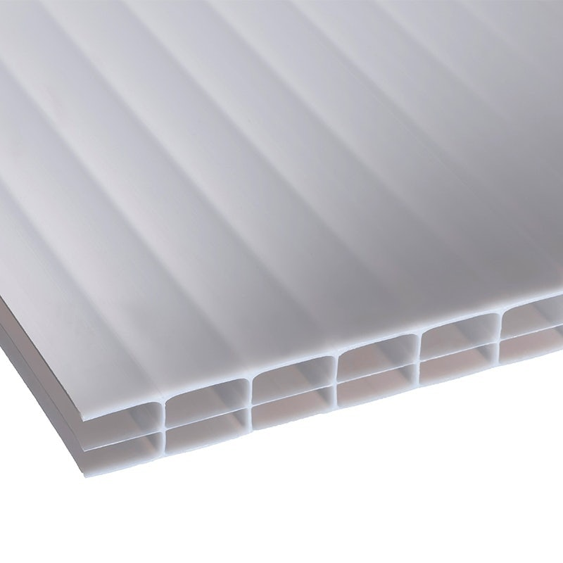 Corotherm 16mm Opal Triplewall Polycarbonate Roof Sheet