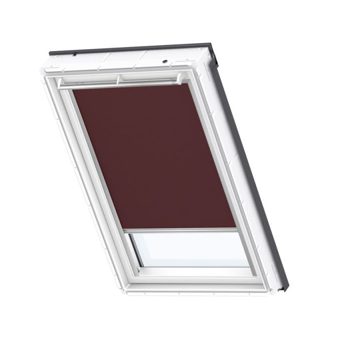 VELUX Blackout Blind in Dark Brown