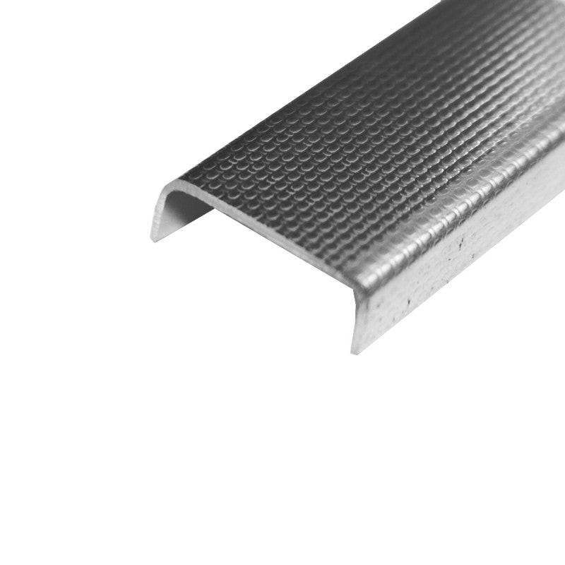 Duralis Relief Line Listello Profiles for Wall and Floors Sand Polished