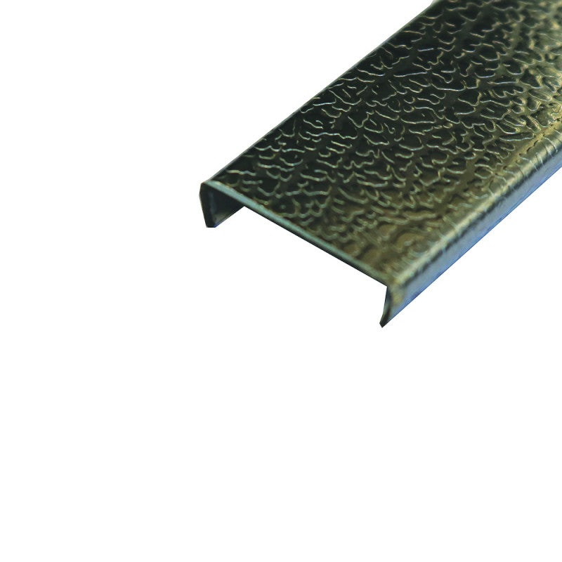 Duralis Relief Line Listello Profiles for Wall and Floors Leather Polished