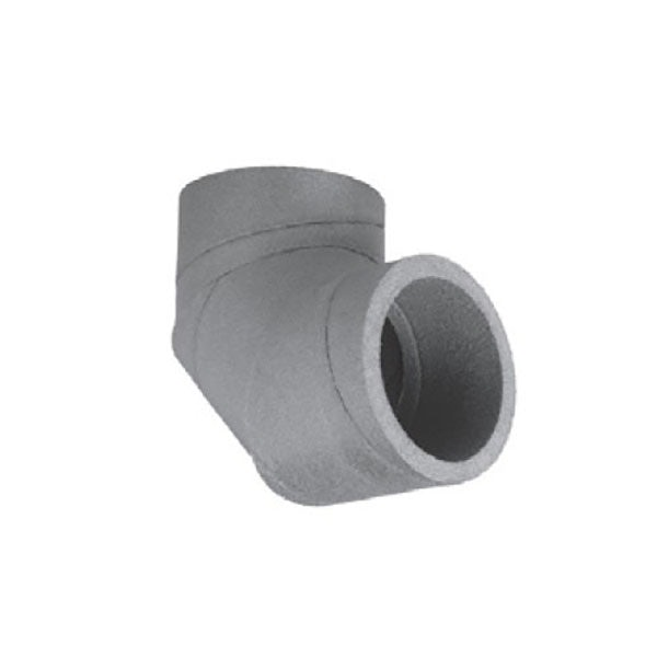 Ubbink 160mm Insulated Duct 90 Degree Bend