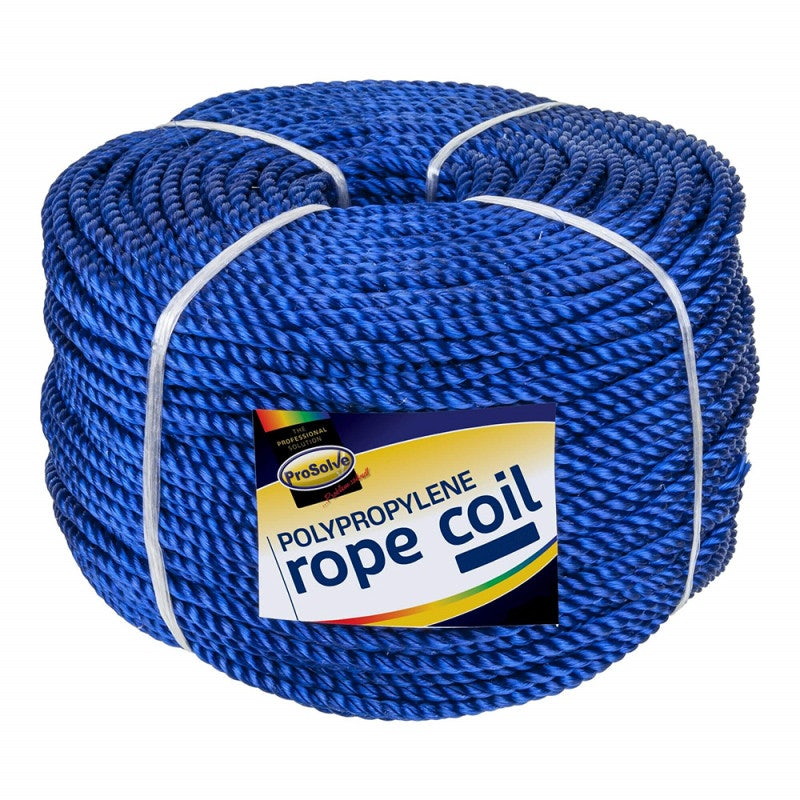 Ducting Draw Cord Rope Coil - 6mm x 30m