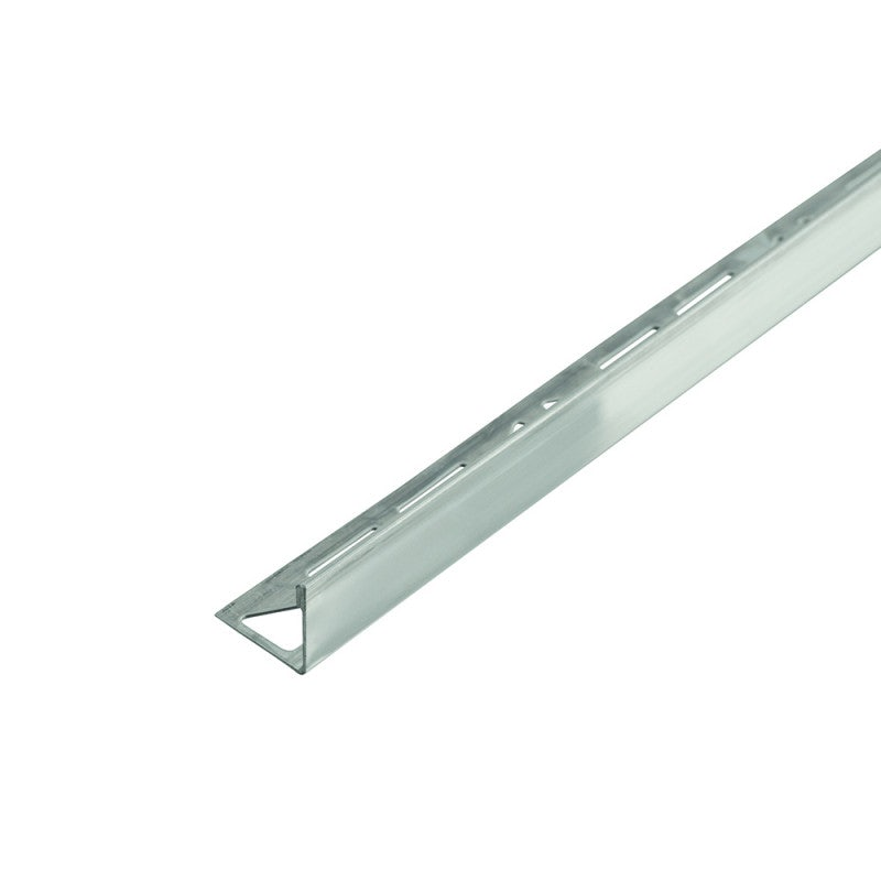 Durosol L Shaped Stainless Steel Edge Trim Natural