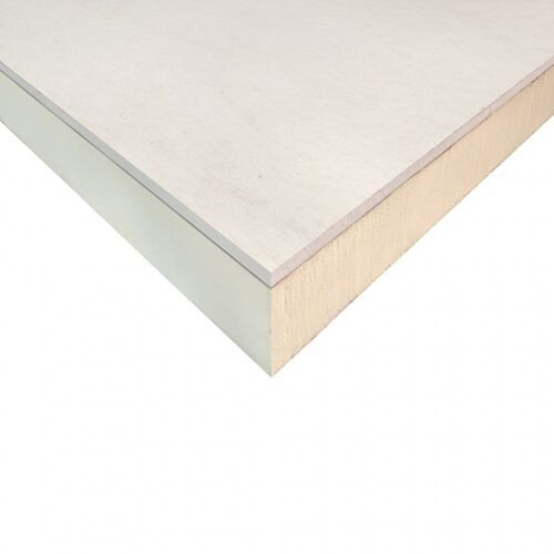 EcoTherm Eco-Liner Rigid PIR Dry Lining Insulation Board - 2400mm x 1200mm x 92.5mm