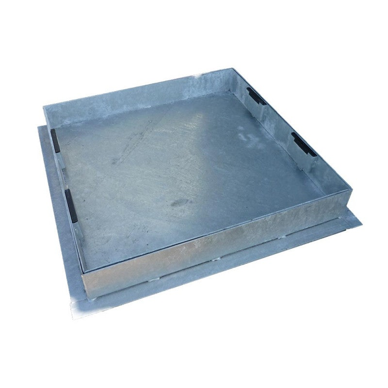 Recessed Manhole Cover & Frame for Block Paving 600mm x 600mm