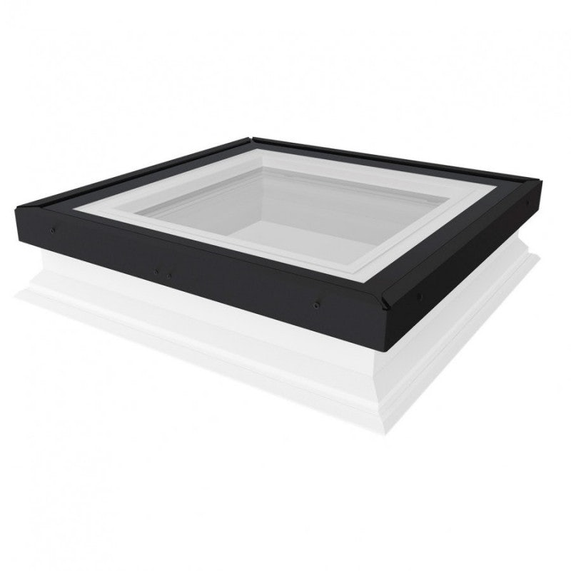 FAKRO DXF-D Fixed Modular Secure Triple Glazed Flat Roof Window