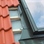 FAKRO EHN-A/80 Standard Window Flashing For Up To 90mm Interlocking Tiles - 94cm x 160cm