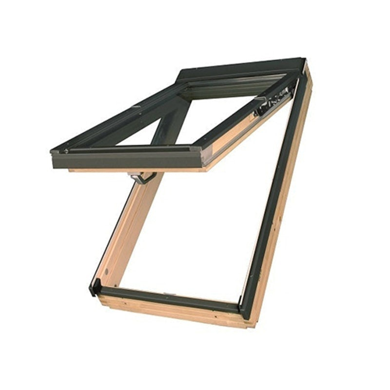 FAKRO FPP-V Pine Dual Top Hung Roof Window