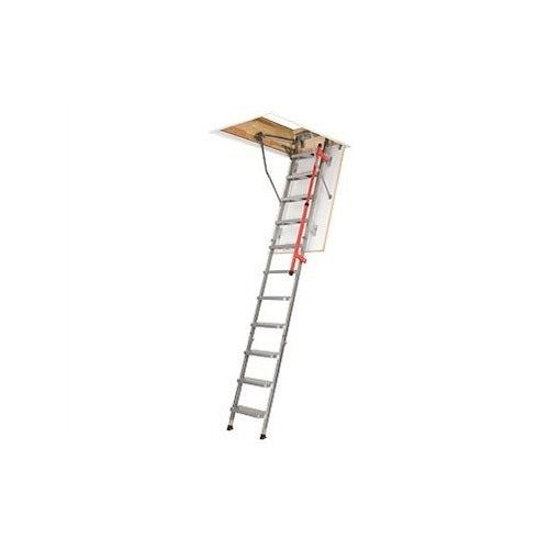 Fakro LML LUX 3 Section Metal Loft Ladder 2.8m Length