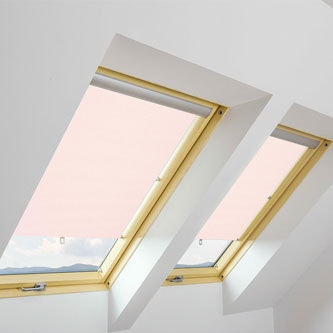 FAKRO Roller Blind ARS in Light Pink