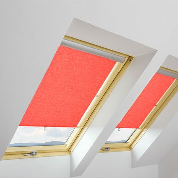 FAKRO Roller Blind ARS in Ruby Red