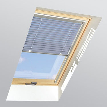 FAKRO Venetian Blind AJP in Metallic Blue