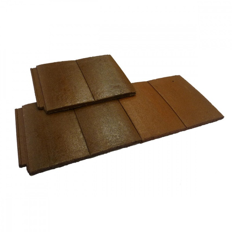 Forticrete Gemini Interlocking Concrete Roof Tile