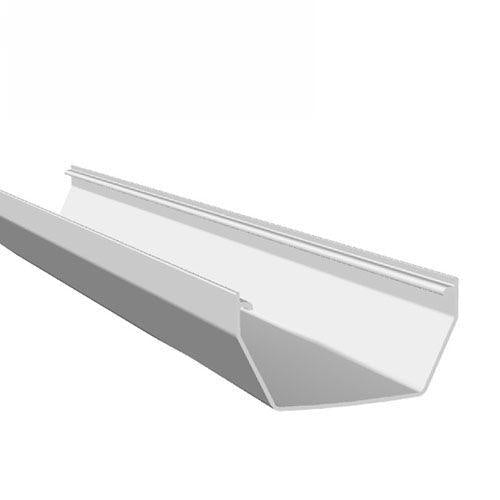 Freeflow Square Style Plastic Gutter