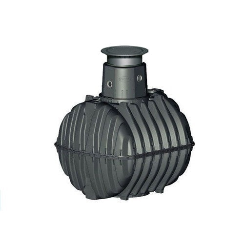 Graf Carat 6500L Septic Tank 30 Person with Cast Iron Lid