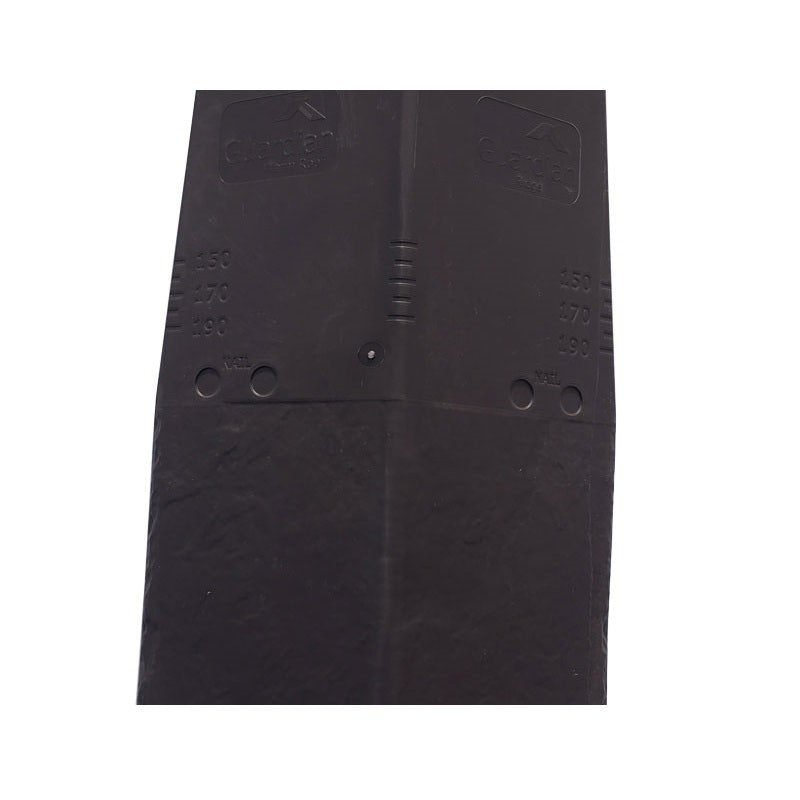 Guardian Synthetic Slate Roof Tile Ridge Tile 445mm x 150mm - Pack of 24
