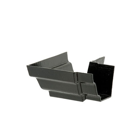 Hargreaves Cast Iron H16 Moulded Gutter External Angle