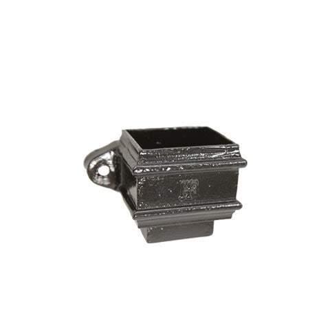 Hargreaves Cast Iron Rectangular Downpipe Eared Spigot