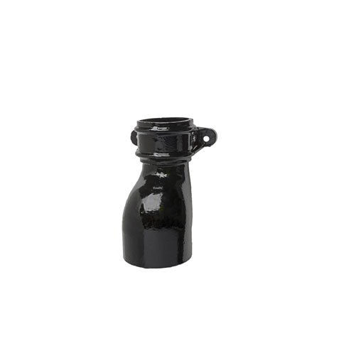 Hargreaves Cast Iron Round Downpipe Eared Anti-Splash Shoe