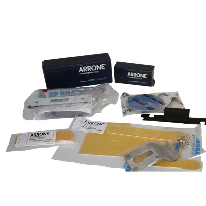 Hoppe ARRONE Dead-Locking Fire Door Kit
