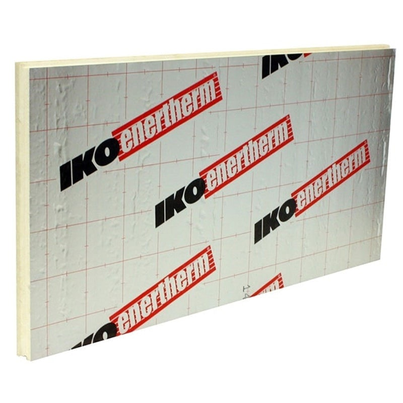 IKO Enertherm ALU 100mm Universal Rigid Insulation Board 1200 x 2400mm