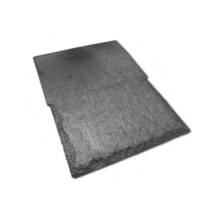 IKOslate Recycled Composite Roof Slate Tile in Slate Grey - 1.5m2 Bundles