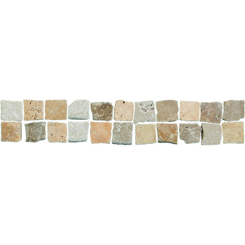 Johnson Tiles Borders Allegra Stone Wall Tile