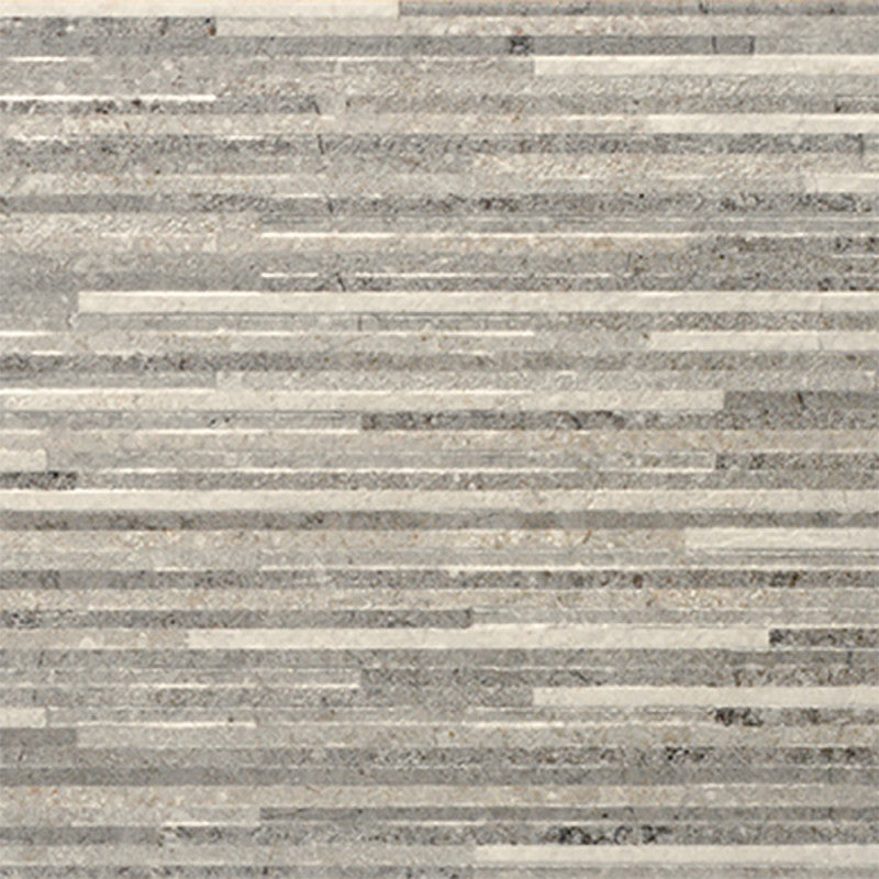 Johnson Tiles Concept Grey Decor Matte Glazed Ceramic Wall & Floor Tile