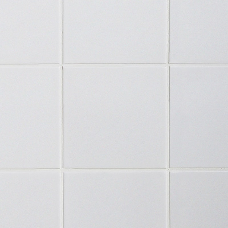 Johnson Tiles Opal White Gloss Glazed Ceramic Wall Tile