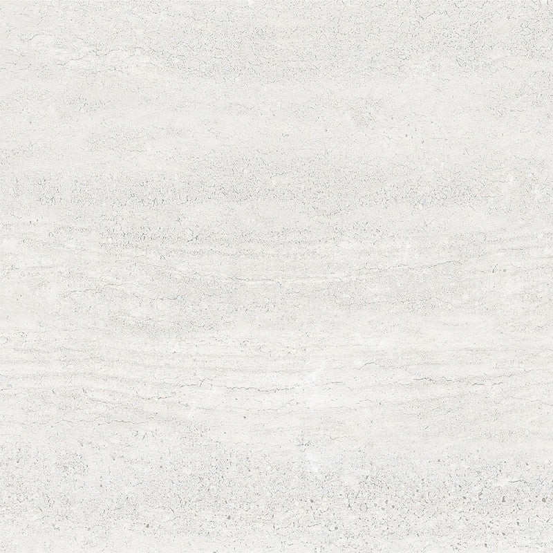 Johnson Tiles Ashlar Weathered White Matte Glazed Porcelain Wall & Floor Tile