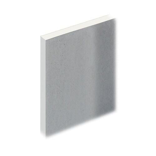 Knauf Wallboard Square Edge Plasterboard - 2.4m x 1.2m x 12.5mm
