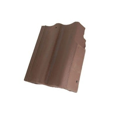 Redland Landmark Concrete Double Pantile Cloaked Verge Roof Tile