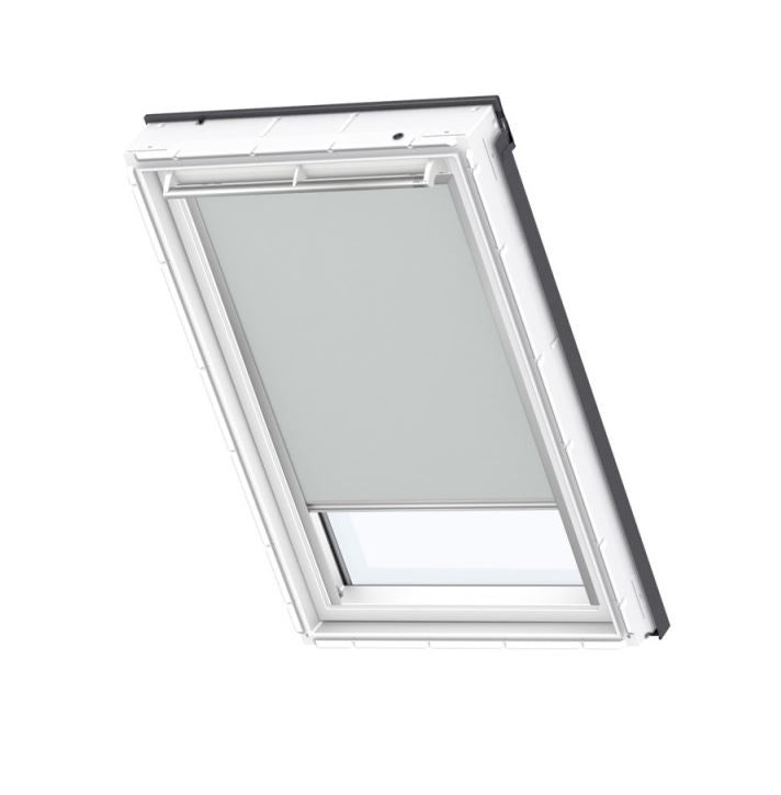 VELUX Blackout Blind in Light Grey