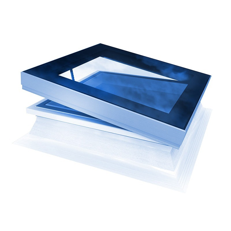 Mardome Flat Glass Electric Rooflight