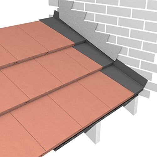 Marley Plain Tile Dry Soaker - Pack of 10