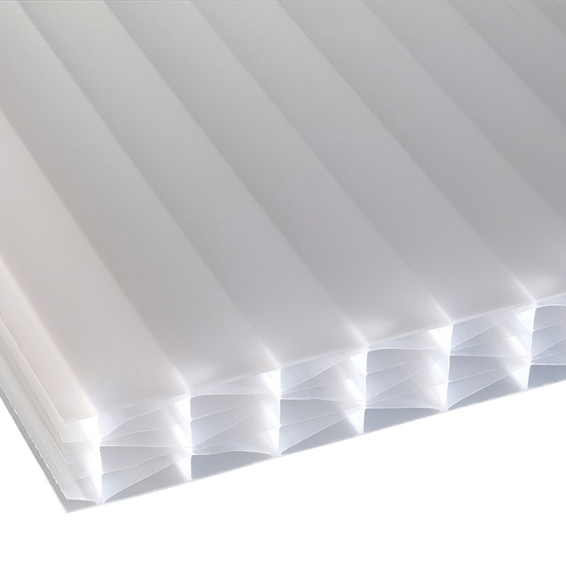 Marlon 25mm Clear Sevenwall Polycarbonate Roof Sheet