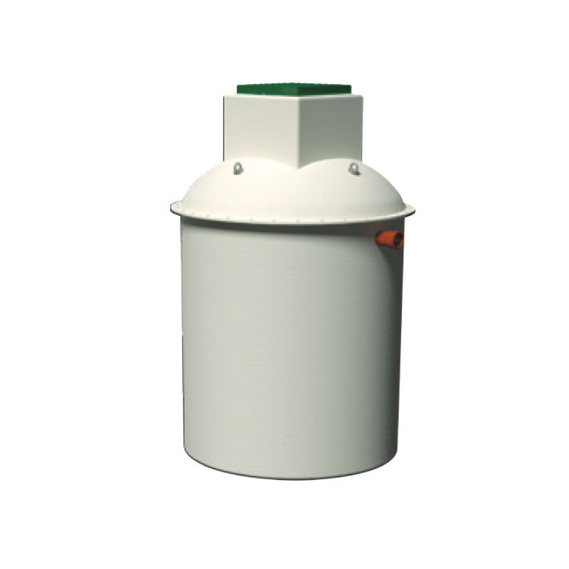 Marsh Uni:Gem Star Septic Tank Conversion Unit up to 6 PE for Spherical Septic Tanks