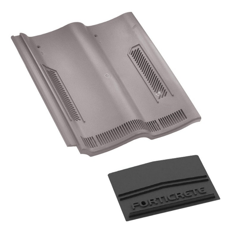Forticrete PAN8 Air Vent Roof Tile Kit