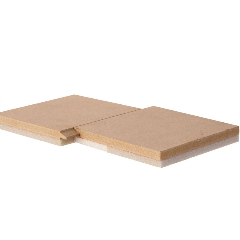Profloor Micro Deck 17 Acoustic Floating Floor System - 600mm x 1200mm x 17mm