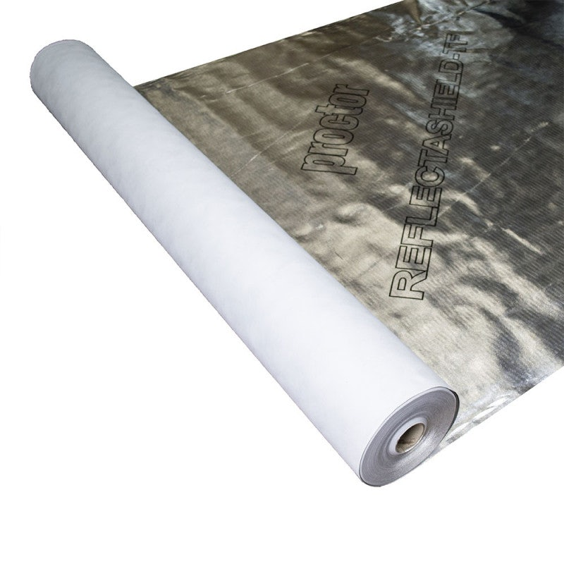Reflectashield TF 0.81 Reflective Vapour Permeable Membrane - 72.5m2 Roll
