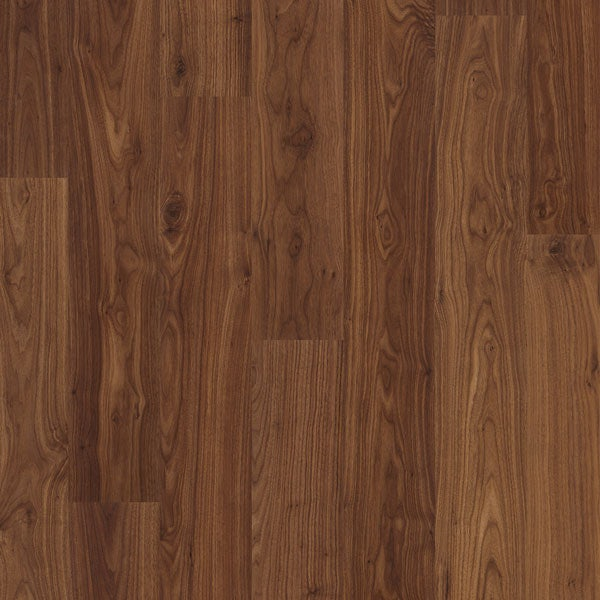 Quick-Step Eligna Walnut Laminate Flooring Walnut Brown Oiled