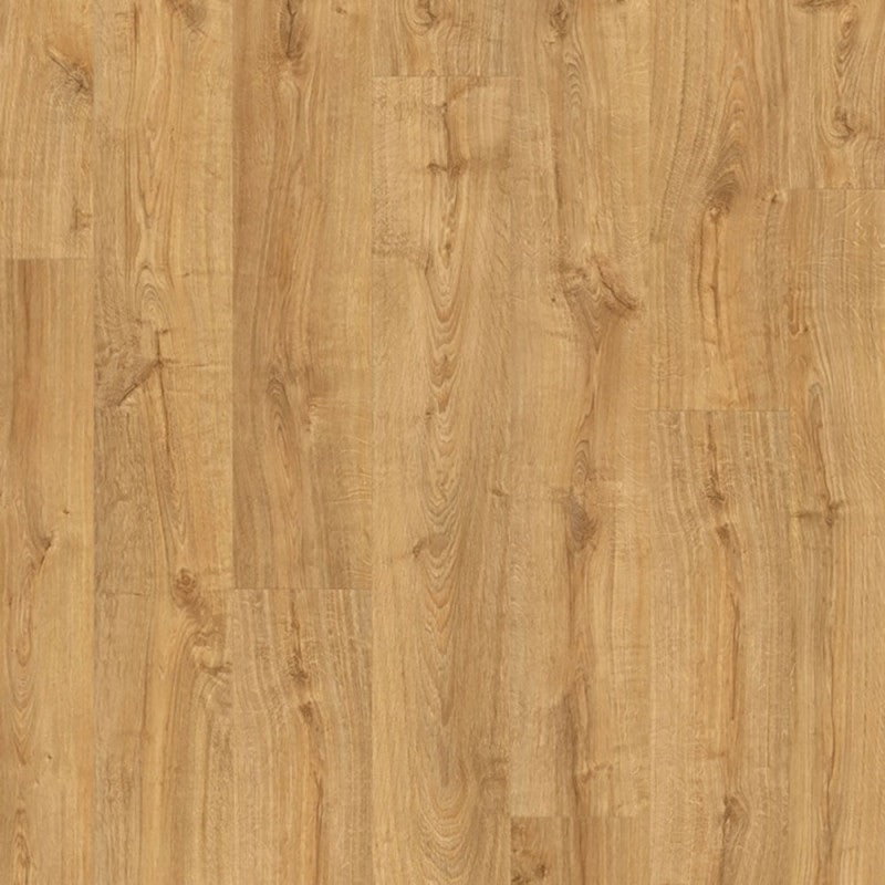 Quick-Step Vinyl Pulse Click LVT Plank Autumn Oak Honey