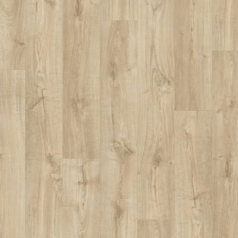 Quick-Step Vinyl Pulse Click LVT Plank Autumn Oak Light Natural