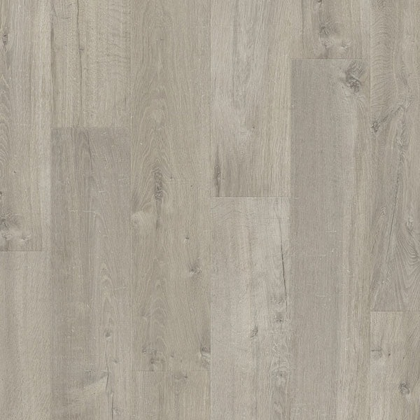 Quick-Step Impressive Ultra Oak Laminate Flooring Soft Grey Oak