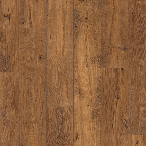 Quick-Step Perspective Wide Chestnut Laminate Flooring 2 Bevel Reclaimed Antique Chestnut